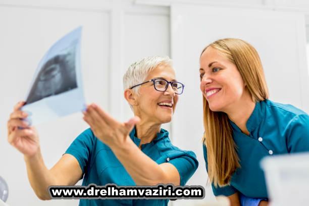 توصیه پزشکان بر ایمپلنت دندان