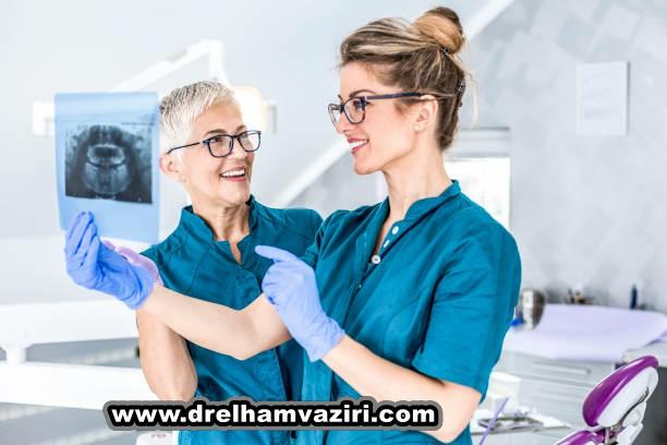 ارائه ایمپلنت دندان در مطب دکتر وزیری و فراتر از آن