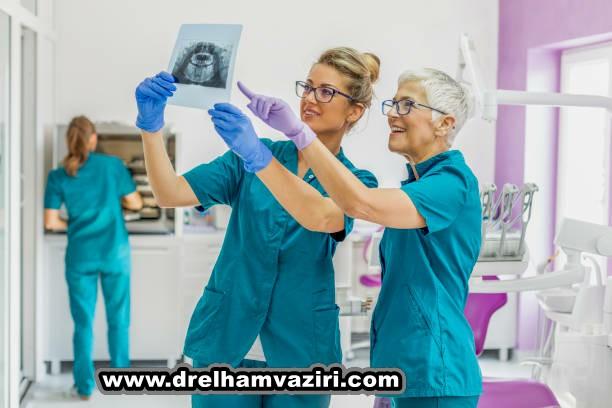 با ایمپلنت های دکتر وزیری قدرت یک دندان کامل را دریافت کنید