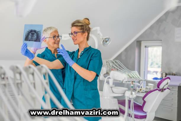 5 مزیت بهداشتی ایمپلنت های دندان