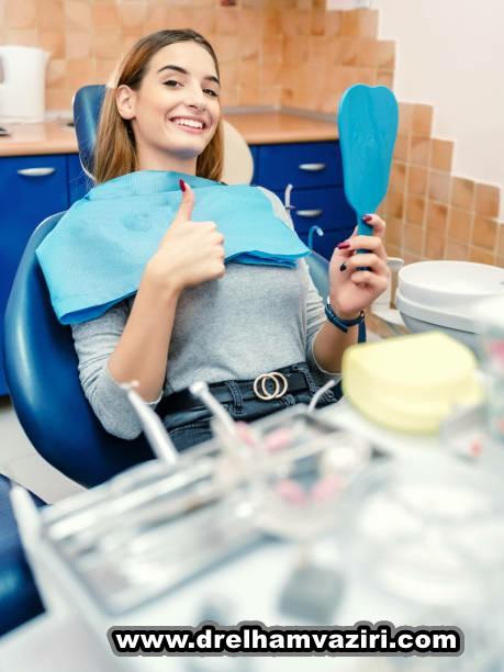 ایمپلنت دندان شما دقیقاً مانند دندانهای اصلی شما خواهد بود