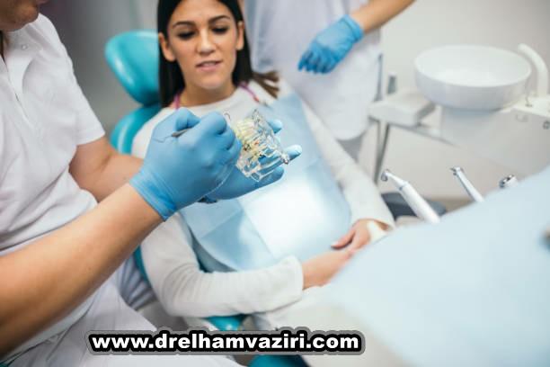 ایمپلنمت دندان برای دندانپزشکی ترمیمی