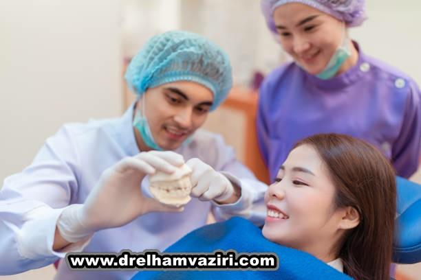 چرا باید ایمپلنت دندان در کلینیک دکتر الهام وزیری را انتخاب کنم